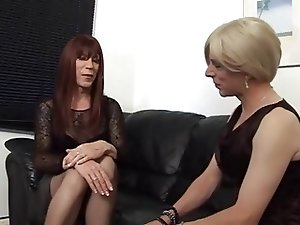 Amature UK Tranny