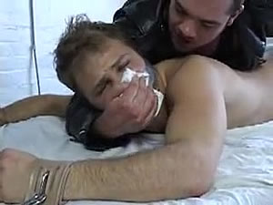 Male BDSM sex video