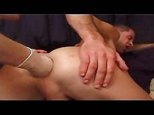 Gay Fisting - Hot young French guys