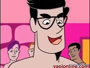 Gay cartoon Boysng anal fuck